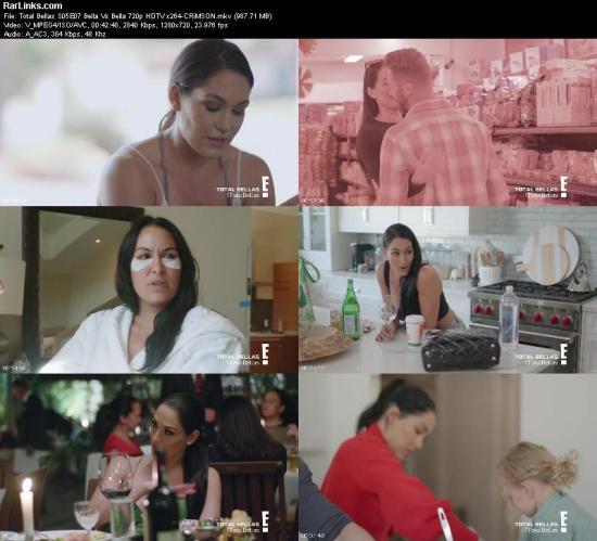Total Bellas S05E07 Bella Vs Bella 720p HDTV x264 CRiMSON