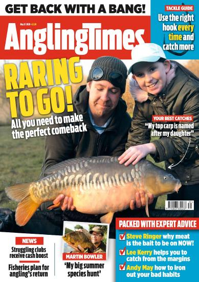 Angling Times - Issue 3465 - May 12 (2020)