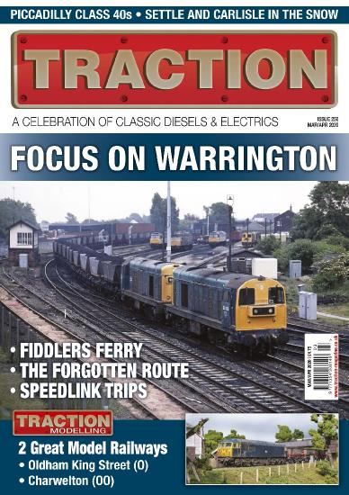 Traction - Issue 256 - March-April (2020)