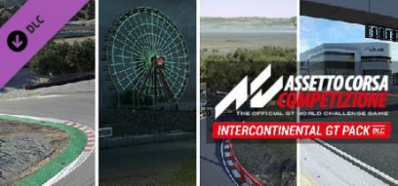 Assetto Corsa Competizione Intercontinental GT Pack v1 4-CODEX