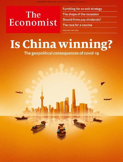 The Economist UK - 18 04 (2020)