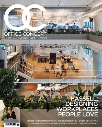 Office Concept - April-July (2020)