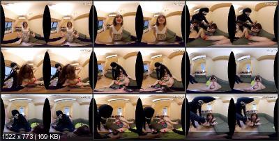 Rei Uraraka - KIWVR-149 A [Oculus Rift, Vive, Samsung Gear VR | SideBySide] [2048p]
