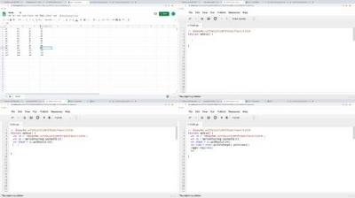 Apps Script Web App FUN API and JSON Data Spreadsheet