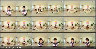 Yua Nanami, Kanako Sakuragawa - Getting the Best Physical Education in the World Part 1 [Oculus Rift, Vive, Samsung Gear VR | SideBySide] [1600p]