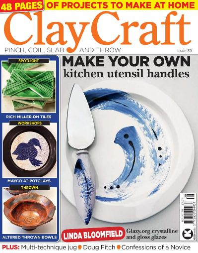ClayCraft - Issue ' - May (2020)