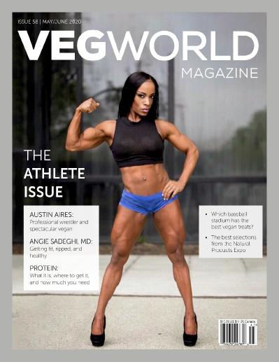 Vegworld Magazine - May-June (2020)