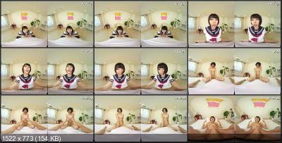 Yua Nanami, Kanako Sakuragawa - Getting the Best Physical Education in the World Part 2 [Oculus Rift, Vive, Samsung Gear VR | SideBySide] [1600p]