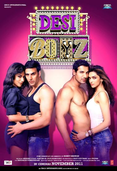 Desi Boyz (2011) 1080p WEB-DL AVC AAC-BWT Exclusive