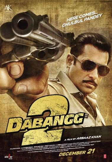 Dabangg 2 (2012) 1080p WEB-DL AVC AAC-BWT Exclusive