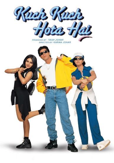Kuch Kuch Hota Hai (1998) 1080p WEB-DL AVC AAC-BWT Exclusive