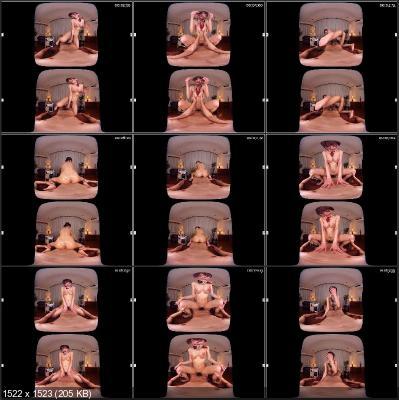 Yuika Takashima - Sensual Oil Massage Clinic Creampie Sex Part 2 [Oculus Rift, Vive, Samsung Gear VR | SideBySide] [1920p]