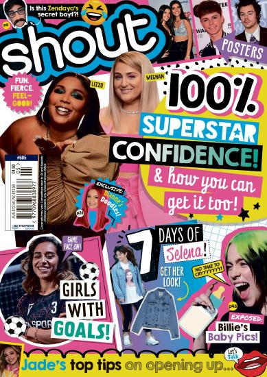Shout - Issue 605 - May (2020)