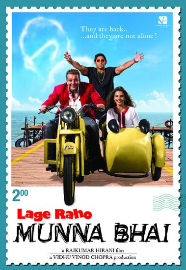Lage Raho Munna Bhai (2006) 1080p WEB-DL AVC AAC-BWT Exclusive