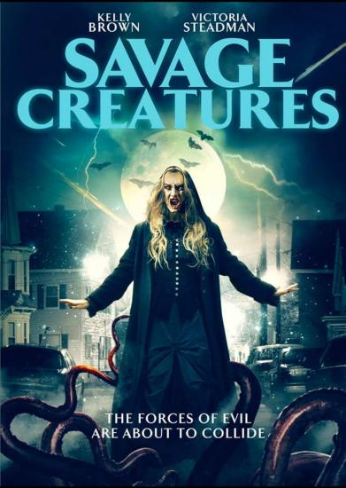Savage Creatures 2020 WEBRip XviD MP3-XVID