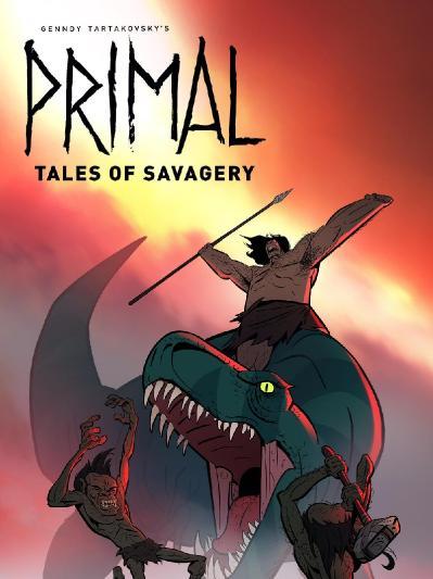 Primal Tales Of Savagery (2019) [720p] [WEBRip] [YTS]