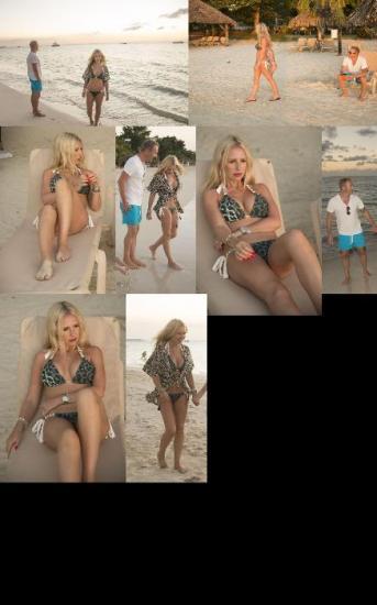 Naomi Isted Hot & Sexy (14 Bikini Photos)