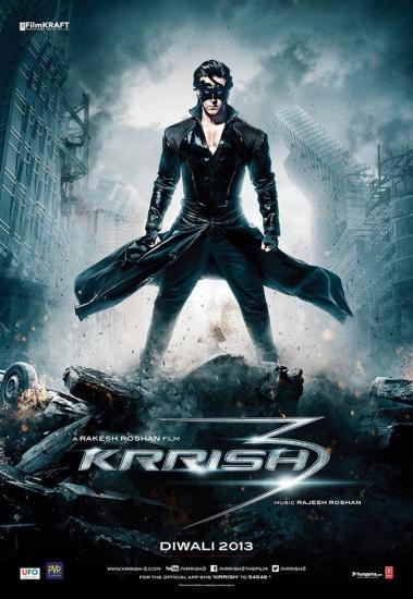 Krrish 3 (2013) 1080p WEB-DL AVC AAC-BWT Exclusive
