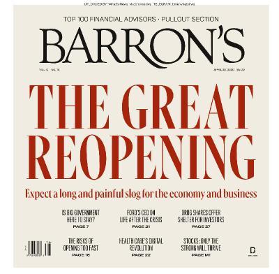 Barron ' s - 20 04 (2020)