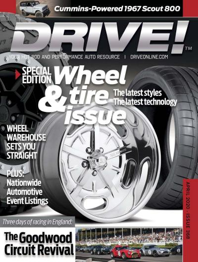 Drive ! - Issue 368 - April (2020)