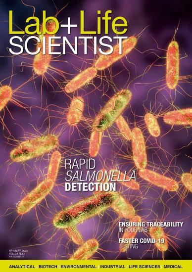 Lab Life Scientist - April-May (2020)