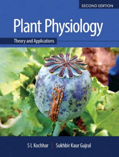 Plant Physiology - Theory and Applications, 2nd Edition