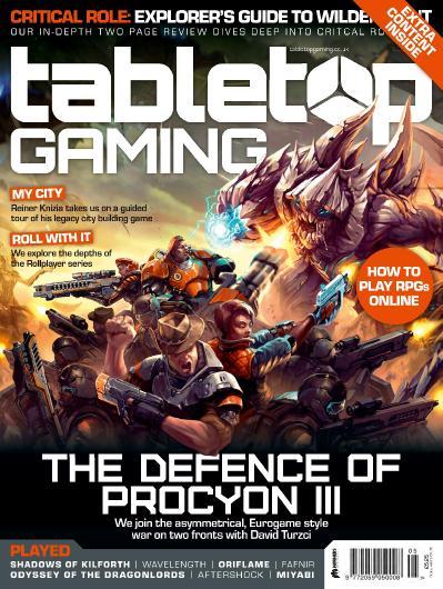 Tabletop Gaming - May (2020)