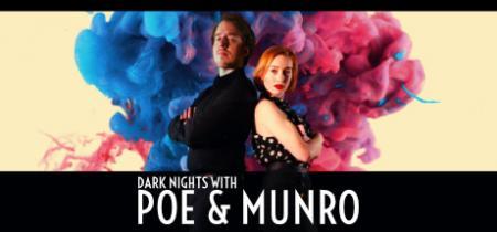 Dark Nights with Poe and Munro-PLAZA
