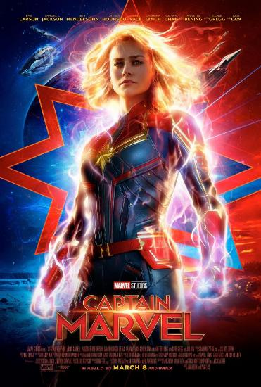 Captain Marvel (2019) [2160p] [HDR] (bluRay) [WMAN-LorD]