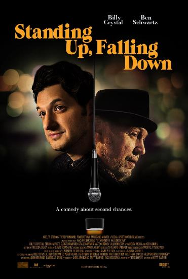 Standing Up Falling Down 2019 DVDRip x264-RedBlade