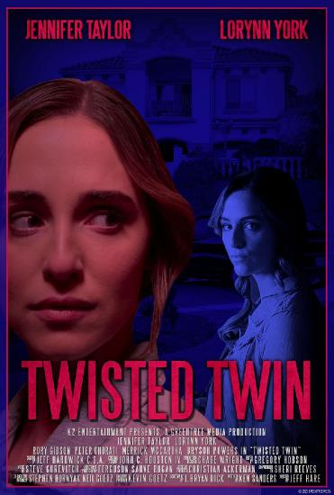 Twisted Twin 2020 720p HDTV 800MB x264-GalaxyRG