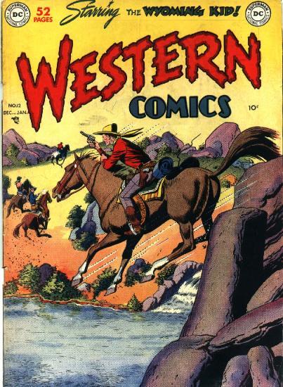 Western Comics  (1950)  012