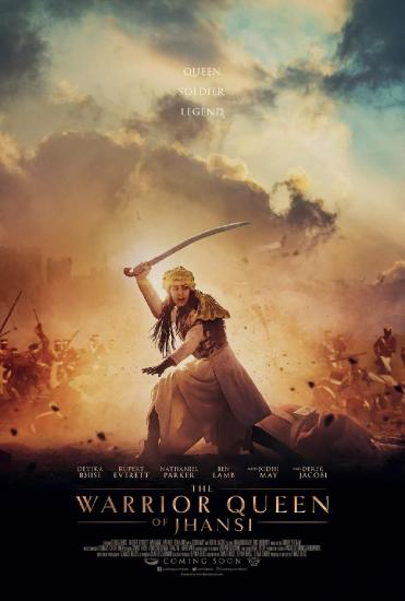 The Warrior Queen Of Jhansi 2019 HDRip XviD AC3-EVO