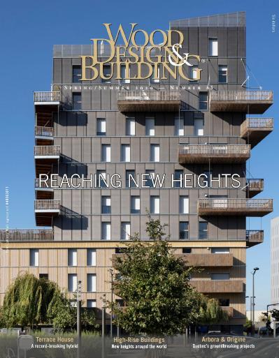 Wood Design & Building - Spring-Summer (2020)
