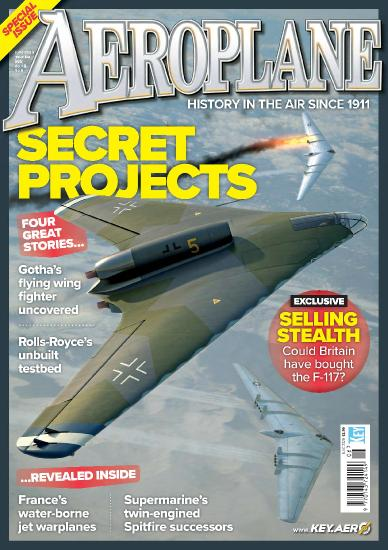Aeroplane - Issue 556 - June (2020)