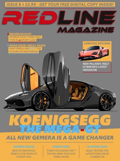 Redline Magazine - Issue 8 (2020)