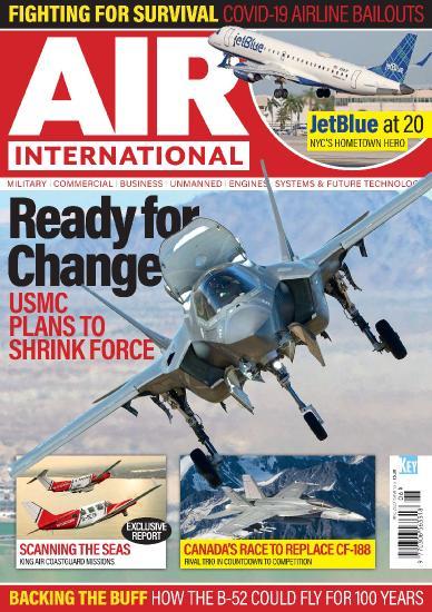 Air International - June (2020)