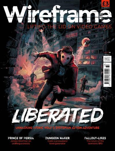Wireframe - 37 - (2020)