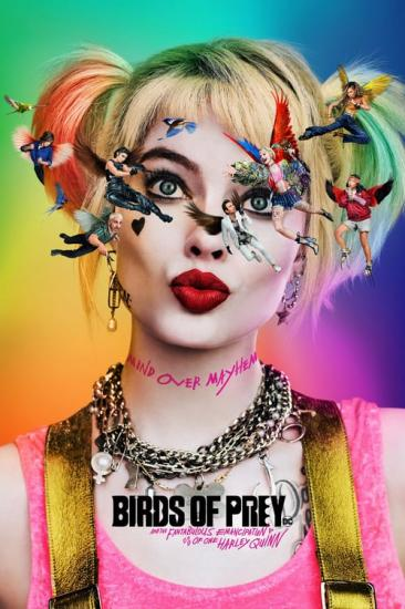 Birds of Prey And the Fantabulous Emancipation of One Harley Quinn 2020 2160p HDR10Plus BluRay 8C...