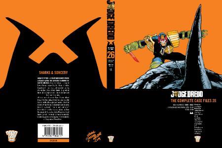 Judge Dredd   The Complete Case Files v26   201