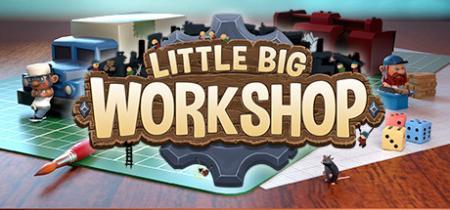Little Big Workshop-DINOByTES