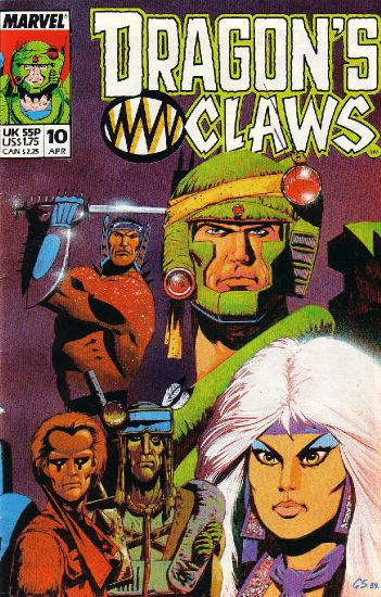 Dragon's Claws 10
