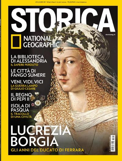 Storica National Geographic - 07 (2020)