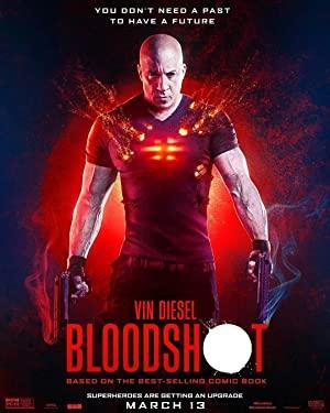 -Bloodshot (2020) English 720p HDCAMRip ( Ads Free)  x264