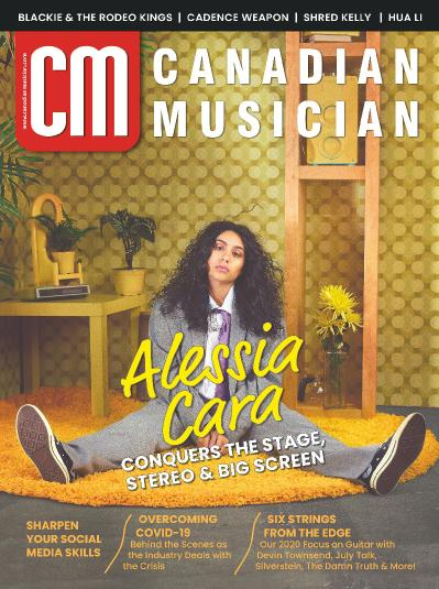 Canadian Musician - May-June (2020)