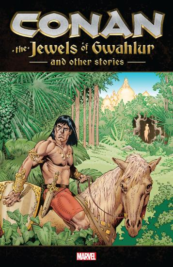 Conan   The Jewels of Gwahlur and Other Stories (9)  (NeverA