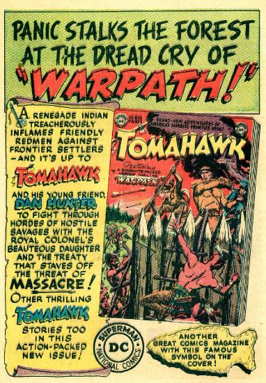 Western Comics  (1951)  (Punkrat) 019
