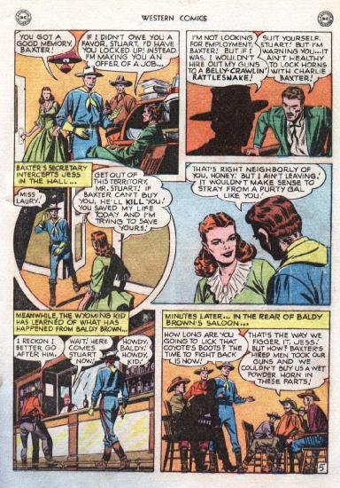 Western Comics  (1949)  010