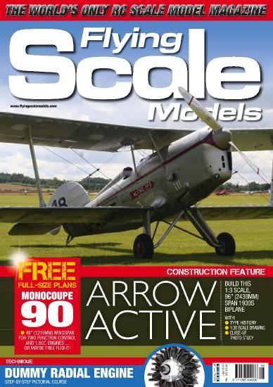 Flying Scale Models - June (2020)