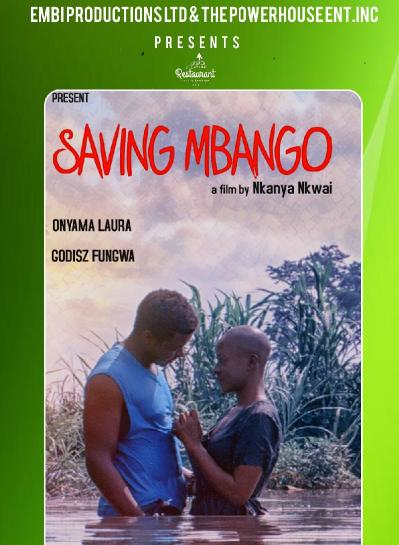 Saving Mbango 2020 HDRip XviD AC3-EVO